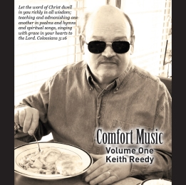 Keith Reedy's Comfort Music Cd cover